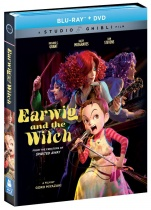 Earwig and the Witch Blu-ray/DVD
