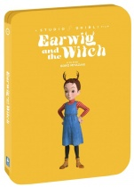 Earwig and the Witch Steelbook Blu-ray/DVD