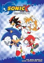 Sonic X Collection 1 (Season 1+2)