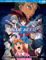 Blue Seed Complete Series Blu-ray