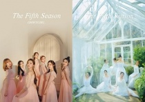 Oh My Girl - Vol.1 - The Fifth Season (Reissue) (KR)