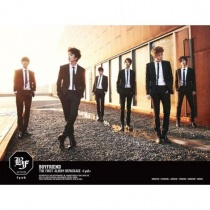 Boyfriend - The First Album Repackage I yah (KR)