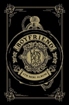 Boyfriend - Mini Album Vol.4 - Boyfriend in Wonderland (KR)