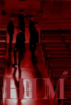 History - Mini Album Vol.5 - Him (Heart Version) (KR)