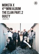 Monsta X - Mini Album Vol.4 - The Clan 2.5 Part.2 Guilty (KR)