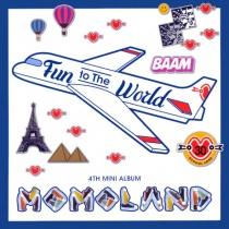 Momoland - Mini Album Vol.4 - Fun to the World (KR)