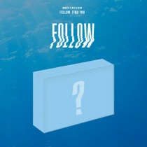 MONSTA X - Mini Album - FOLLOW-FIND YOU (KiT ALBUM) (KR)