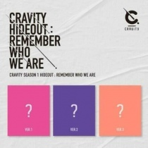 Cravity - Season 1 HIDEOUT: Remember Who We Are (KR)