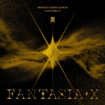 Monsta X - Mini Album - FANTASIA X (KR)