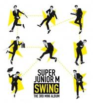 Super Junior M - Mini Album Vol.3 - Swing (KR)