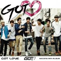 GOT7 - Mini Album Vol.2 - Got Love (KR)