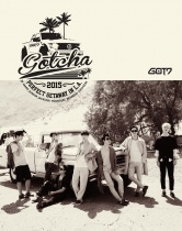 GOT7 - Gotcha - Perfect Getaway in L.A. - 2nd Photobook (KR)