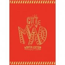 GOT7 - Mini Album Repackage - Mad Winter Edition (Happy Version)