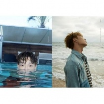 BOBBY - Solo Album Vol.1 - LOVE AND FALL (KR)