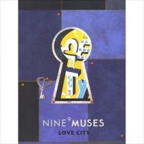 Nine Muses - Repackage Mini Album - Muses Diary Part.3: Love City (KR)