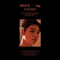 TAEMIN (SHINee) - Vol.2 Repackage - MOVE-ing (KR)