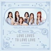 Favorite - Mini Album Vol.2 - Love Loves to Love Love (KR)