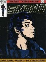 """Simon D - Vol.1 - Simon Dominic Presents """"SNL LEAGUE BEGINS"""" (KR)"""