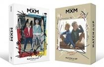 MXM - Mini Album Vol.2 - MATCH UP (KR)