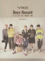 VIXX - Special Single Album - Boys' Record (KR)