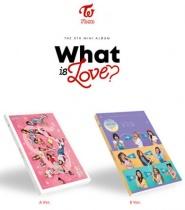 TWICE - Mini Album Vol.5 - WHAT IS LOVE? (KR)