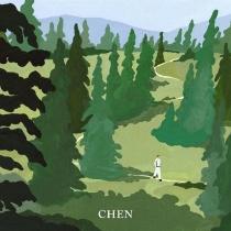 CHEN (EXO) - Mini Album Vol.1 - April, and a flower (April Ver.) (KR) REISSUE PREORDER