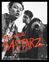 Bastarz (Block B Unit) - Mini Album Vol.2 - Welcome 2 Bastarz (KR)