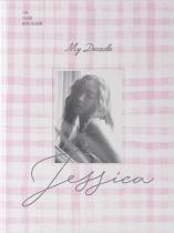 Jessica - Mini Album Vol.3 - My Decade (KR)