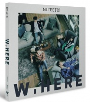 NU'EST W - W,HERE (STILL LIFE Version) (KR)