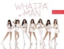 I.O.I - Single Album Vol.1 - I.O.I (Whatta Man) (Reissue) (KR)