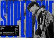SuperM - The 1st Album Super One (Unit A Version - TAEYONG & TAEMIN) (US)