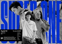 SuperM - The 1st Album Super One (Unit B Version - LUCAS & BAEHKYUN & MARK) (US)