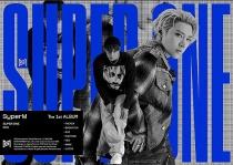 SuperM - The 1st Album Super One (Unit C Version - KAI & TEN) (US)