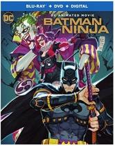 Batman Ninja Blu-ray