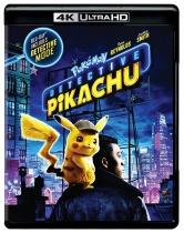 Pokemon Detective Pikachu 4K UHD Blu-ray