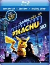 Pokemon Detective Pikachu Blu-ray / Blu-ray 3D