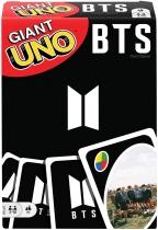 Giant UNO BTS