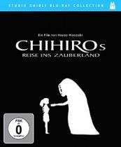 Chihiros Reise ins Zauberland Blu-ray