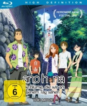 AnoHana - Die Blume, die wir an jenem Tag sahen - The Movie Blu-ray