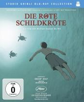 Die rote Schildkröte Blu-ray