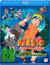 Naruto - The Movie 3 - Die Hüter des Sichelmondreiches Blu-Ray