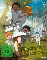 The Promised Neverland Blu-ray Vol. 1