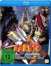 Naruto - The Movie 2 - Die Legende des Steins von Gelel Blu-Ray
