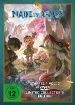 Made in Abyss - Staffel 1 Vol. 2 [Limited Collector's Edition]