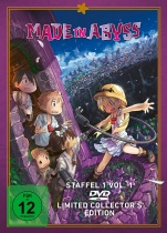 Made in Abyss - Staffel 1 Vol. 1 [Limited Collector's Edition]