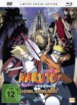 Naruto - The Movie 2 - Die Legende des Steins von Gelel Limited Edition (Blu-Ray + DVD)