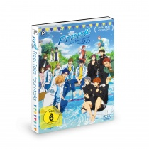Free! - Take your Marks DVD