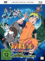Naruto - The Movie 3 - Die Hüter des Sichelmondreiches Limited Edition