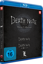 Death Note Movie Collection Blu-ray