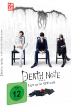 Death Note - Light Up the New World - Steelcase LTD Blu-ray